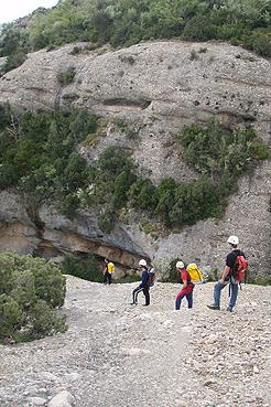 Barranco Peña Foratata