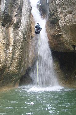 Barranco de Otín