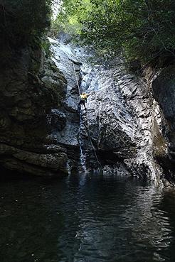 Barranco Aigüeta de la Vall